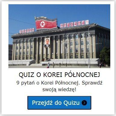 Korea Północna quiz