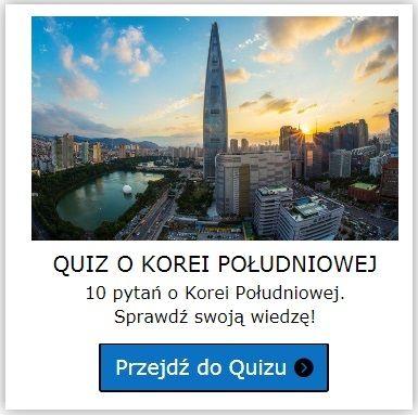 Korea Południowa quiz