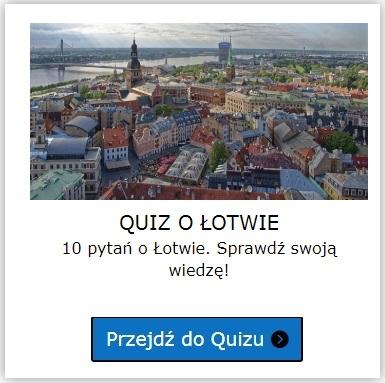 Łotwa quiz