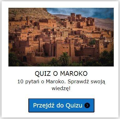Maroko quiz