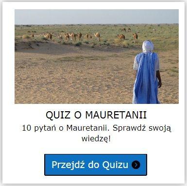 Mauretania quiz