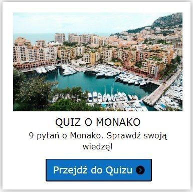 Monako quiz