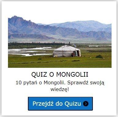 Mongolia quiz