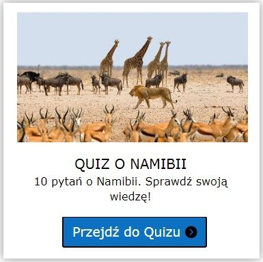 Namibia quiz