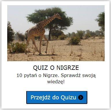 Niger quiz