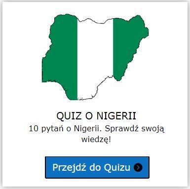 Nigeria quiz