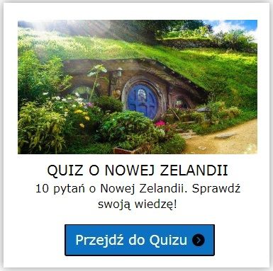 Nowa Zelandia quiz