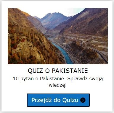 Pakistan quiz
