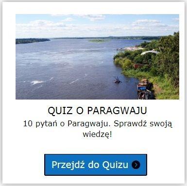 Paragwaj quiz
