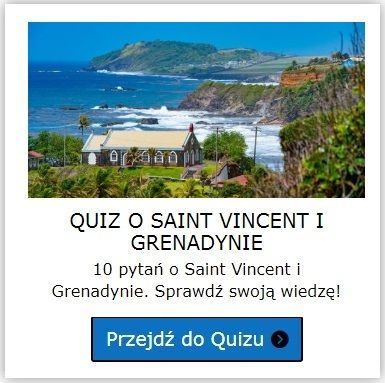 Saint Vincent i Grenadyny quiz