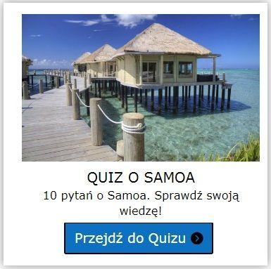 Samoa quiz