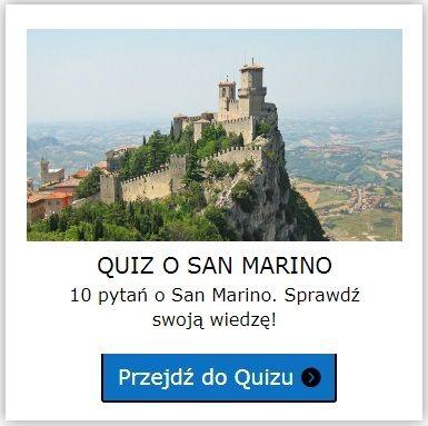 San Marino quiz