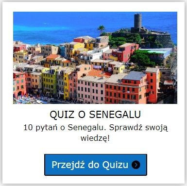 Senegal quiz