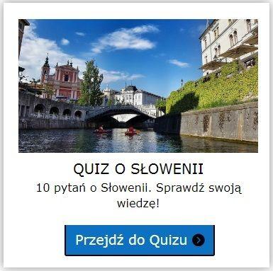 Słowenia quiz