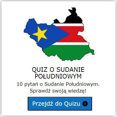 Sudan Południowy quiz