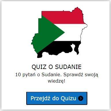 Sudan quiz