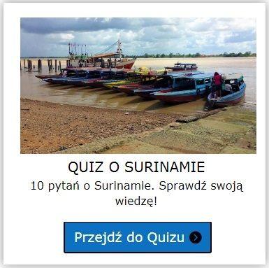 Surinam quiz