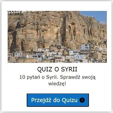 Syria quiz