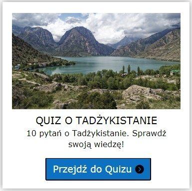 Tadżykistan quiz