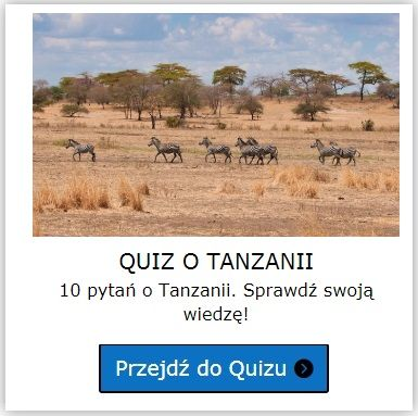 Tanzania quiz