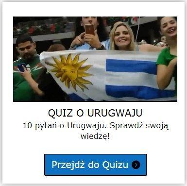 Urugwaj quiz