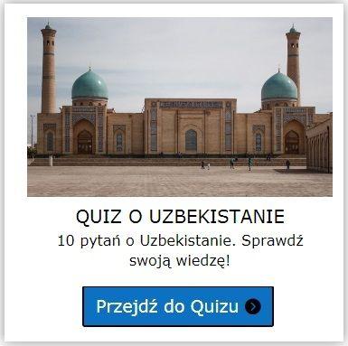 Uzbekistan quiz