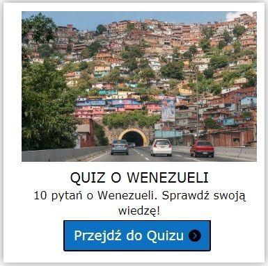 Wenezuela quiz