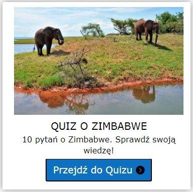 Zimbabwe quiz