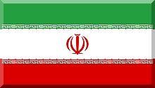 Iran - flaga