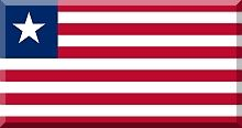 Monrovia - flaga
