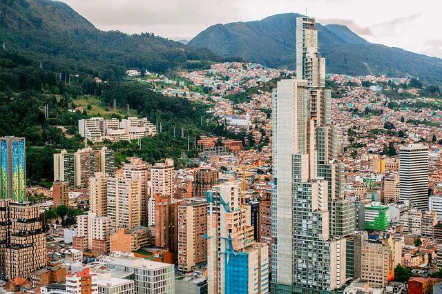 Kolumbia zdjęcie