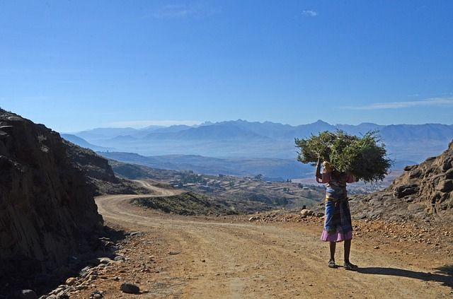 Lesotho zdjęcie