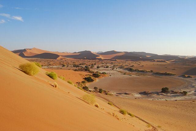 Namibia zdjęcie
