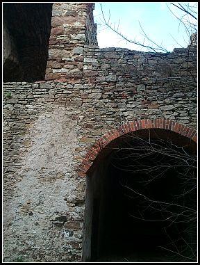 Zamek piekoszów