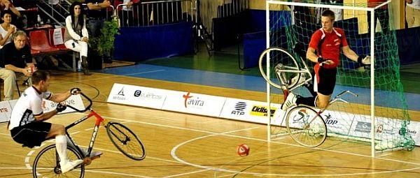 Piłka rowerowa