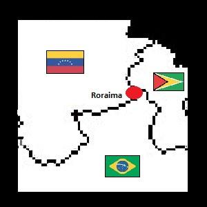 oko afryki mapa