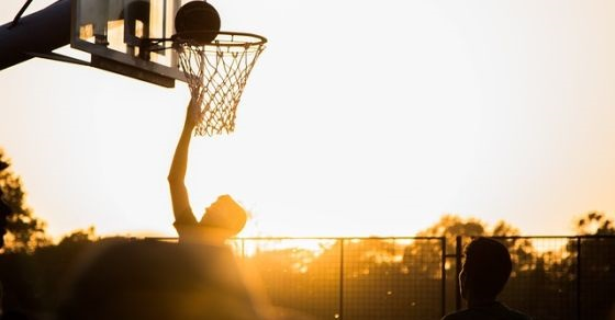 Koszykówka grafika