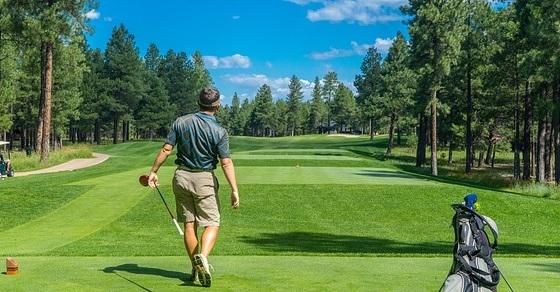 Golf grafika
