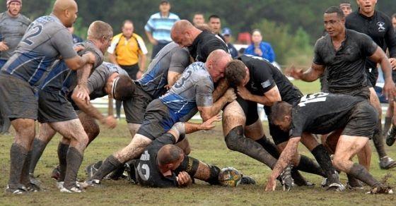 Rugby grafika