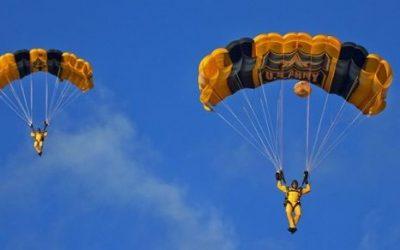 Skoki spadochronowe – ciekawostki