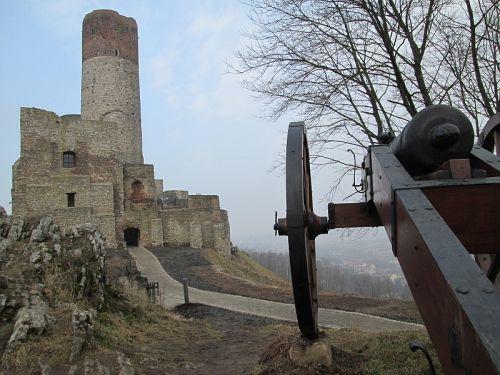 Zamek chęciński