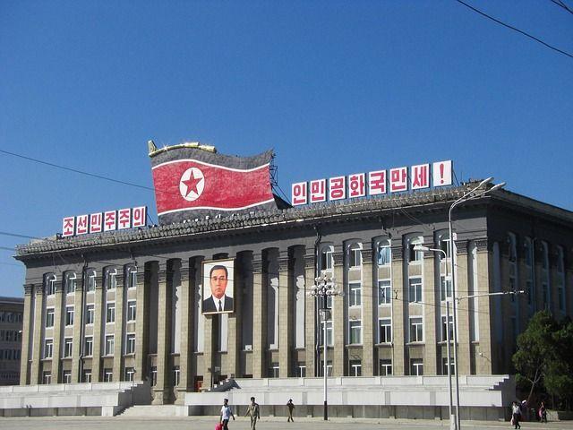 Korea Północna grafika2