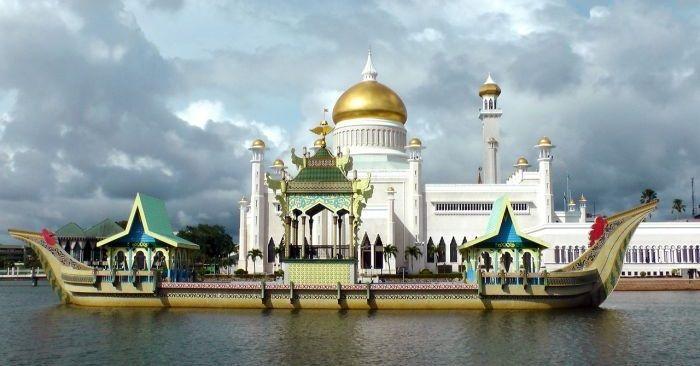 Brunei grafika