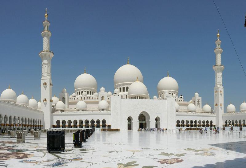 Stolica Zjednoczonych Emiratów Arabskich