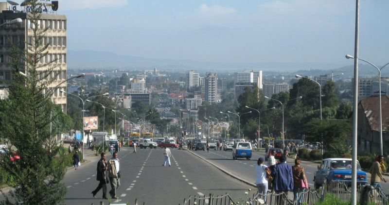 Stolica Etiopii