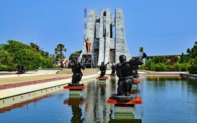 Stolica Ghany
