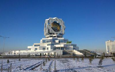 Stolica Turkmenistanu