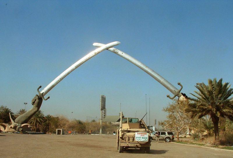 Stolica Iraku
