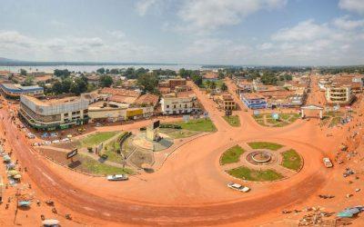 Stolica Republiki Środkowoafrykańskiej