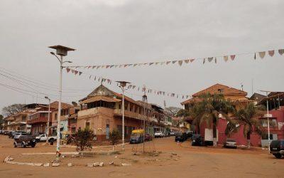 Stolica Gwinei Bissau